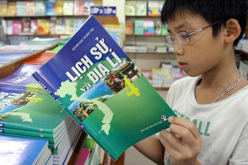 Hơn 110 triệu bản sách giáo khoa được phát hành tới học sinh cả nước