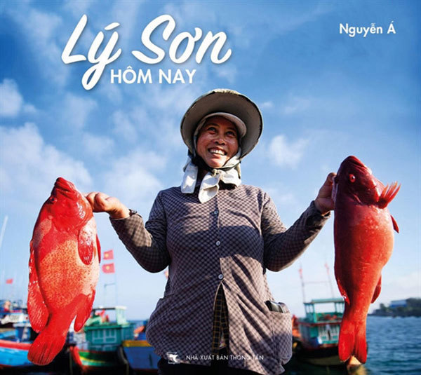 Photo book on Ly Son Island released