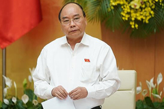Thủ tướng yêu cầu bỏ quy định bắt buộc gắn mào trên taxi công nghệ