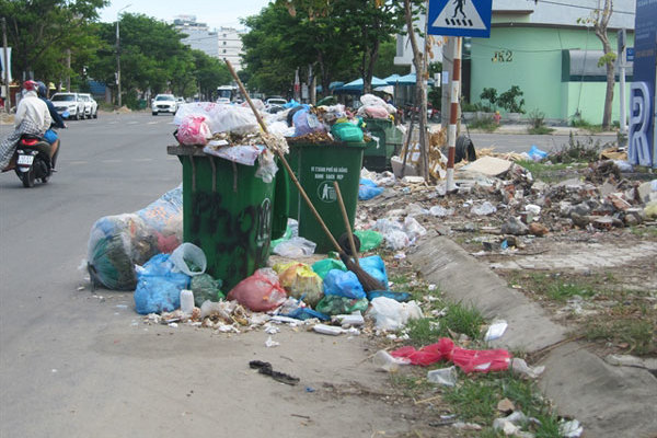 Green-tech urged for Da Nang's dump