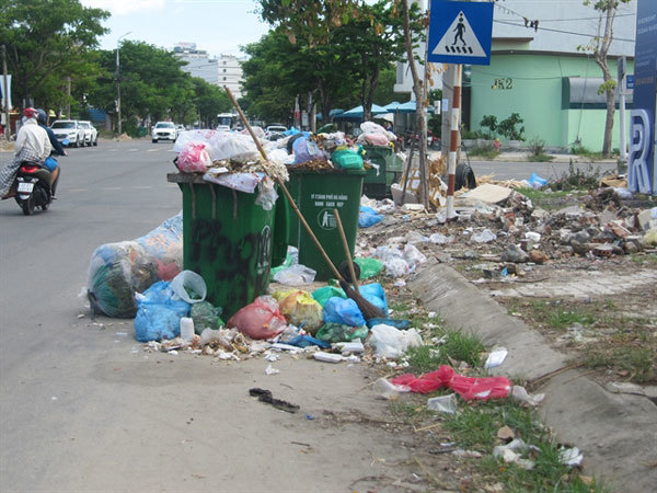 Green-tech urged for Da Nang's dump