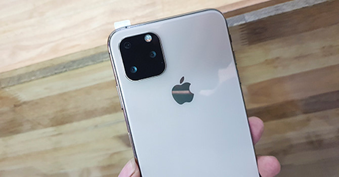 Imitation iPhone 11s, counterfeit iPhones, Note 9s flooding Vietnam