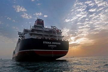 Mỹ 'không muốn chiến tranh với Iran', Anh phải tự bảo vệ tàu