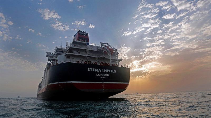 Mỹ,Iran,Anh,tàu dầu,Chiến tranh,Iran bắt tàu dầu Anh,căng thẳng Mỹ - Iran