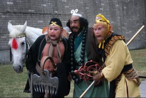 Tây Du Ký,phim Hoa Ngữ,Lục Tiểu Linh Đồng