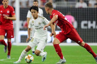 """Real Madrid phát sốt với màn ra mắt của """"Messi Nhật"""""""