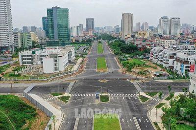 Giá đất các quận, huyện ngoại thành Hà Nội tăng chóng mặt
