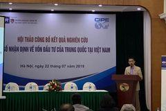 Vốn Trung Quốc vào Việt Nam: Chuyên gia cũng phát 'sợ' vì nghe đồn!