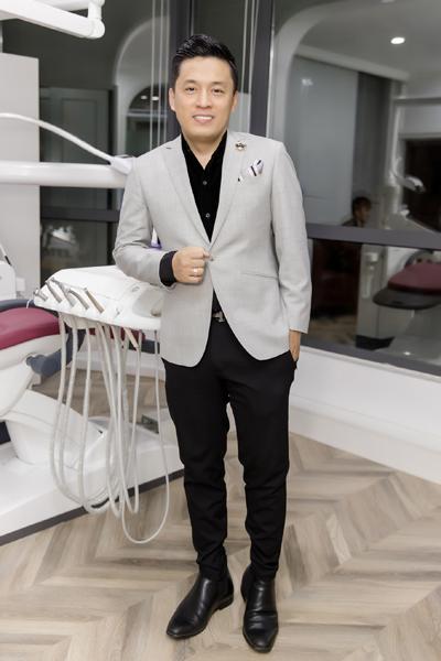 Lam Trường và Đan Trường 'không hẹn mà gặp' tại Nha khoa Tấm Dentist