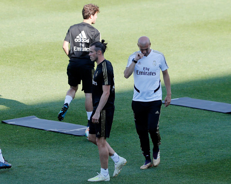 Zidane tố Bale lật lọng sang Trung Quốc làm 'ông hoàng'