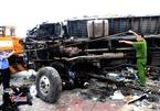 3 vụ tai nạn liên tiếp trên quốc lộ 5 ở Hải Dương, 7 người chết