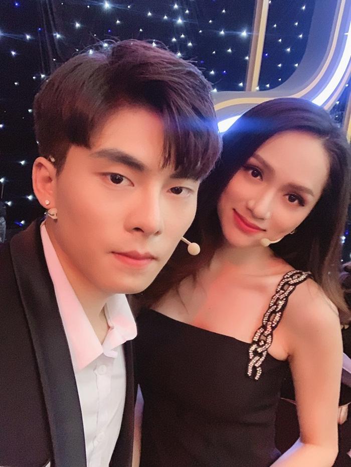 Hương Giang bác tin hẹn hò trai đẹp 'Quý ông đại chiến'