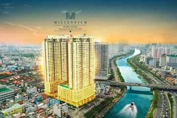 Millennium - giải pháp sở hữu lâu dài văn phòng hạng sang