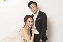 Đàm Thu Trang như người khổng lồ trong ảnh cưới với Cường Đô La: Bí kíp nào cho cặp đôi 'cột đèn - máy nước' trở nên hài hòa?