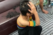 Hotgirl 15 tuổi bị đánh ghen dã man, cắt trụi tóc vì 'ngủ với chồng chị chủ để… trả ơn'