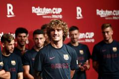 Barca bị Ateltico kiện, Griezmann có thể không được đá La Liga