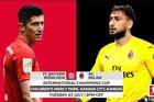 Link xem Bayern Munich vs Milan, 8h ngày 24/7 ICC 2019