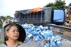 Người phụ nữ đau tim thoát khỏi tai nạn 5 người chết trong gang tấc