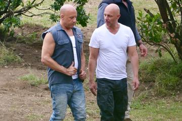 Vin Diesel sốc nặng vì diễn viên đóng thế rơi thẳng từ độ cao 9m