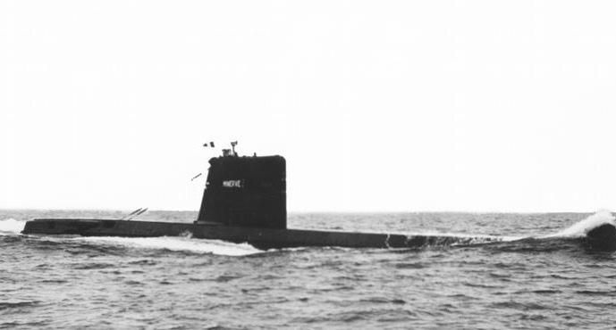 Tìm thấy tàu ngầm Pháp mất tích hơn nửa thế kỷ