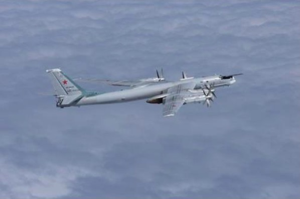 Hàn Quốc nã 300 loạt đạn cảnh cáo máy bay Nga