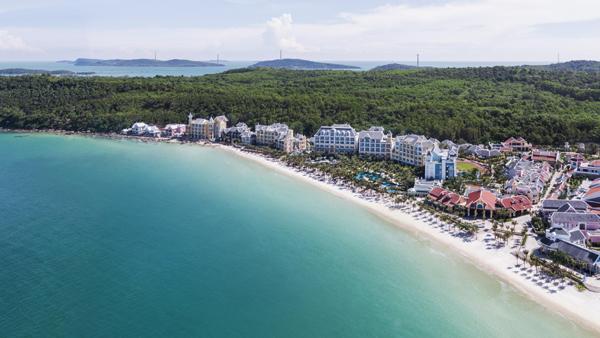 BĐS Nam Phú Quốc hưởng lợi từ xu hướng du lịch hạng sang