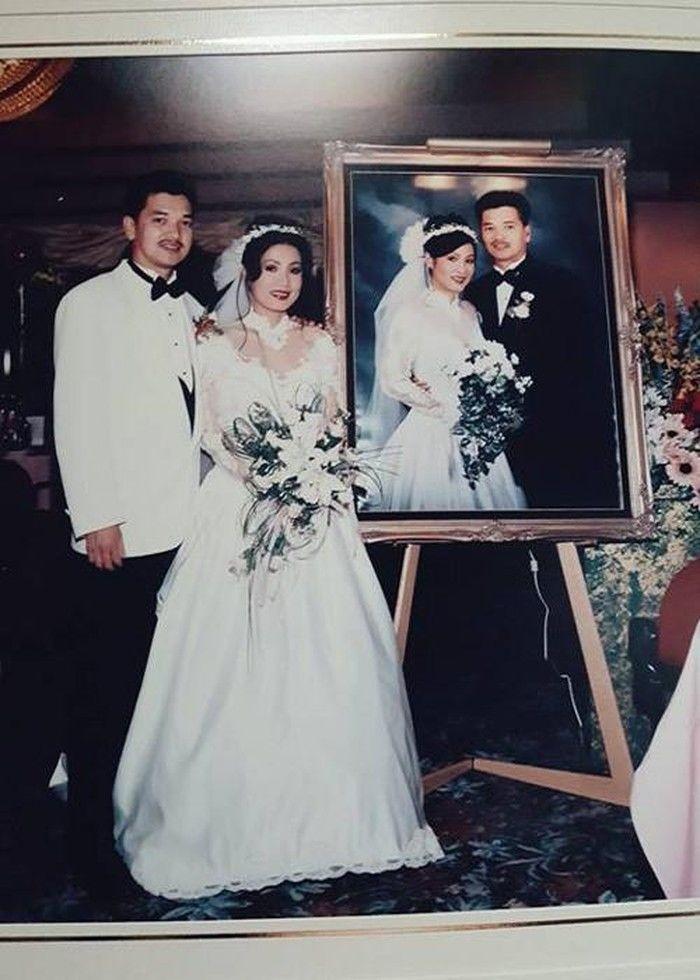 Hôn nhân 24 năm của Hồng Đào - Quang Minh trước khi tan vỡ