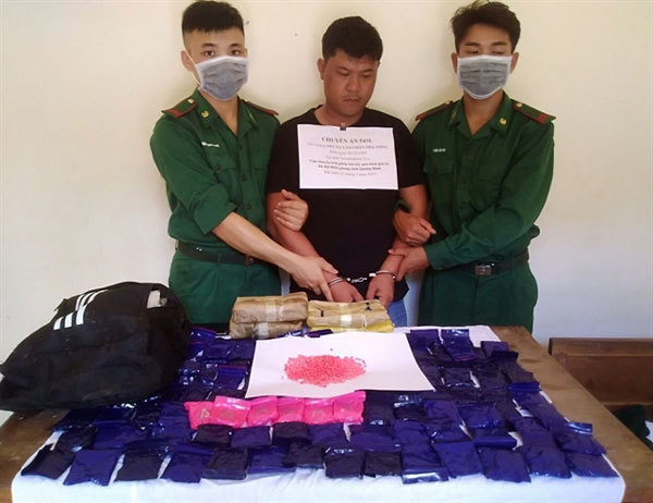 Quang Binh,Lao drug ringleader,arrested,social news,english news,Vietnam newsvietnamnet news,Vietnam latest news,Vietnam breaking news,Vietnamese newspaper,Vietnamese newspaper articles