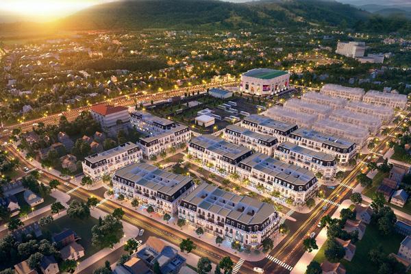 Đầu tư bất động sản tỉnh lẻ: Nhiều dư địa tăng giá