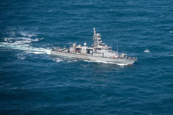 Iran nắm rõ 'nhất cử nhất động' của tàu Mỹ tại Vịnh Ba Tư