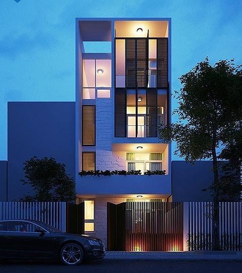 thiết kế nhà,mẫu nhà đẹp