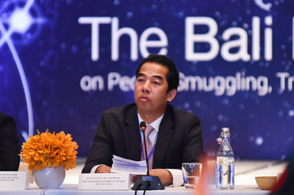 Việt Nam thúc đẩy di cư an toàn, hợp pháp