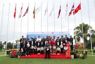 Việt Nam đặt mục tiêu có huy chương giải golf nghiệp dư Đông Nam Á