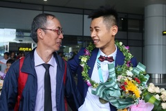 Nam sinh Hải Phòng giành HC Vàng Olympic Toán quốc tế chọn theo nghề giáo