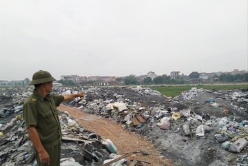 Rural areas getting richer amid increasing pollution