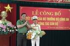 Thượng tá Lê Ngọc Anh làm Trưởng Công an TP Thanh Hóa