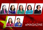 7 nữ Bí thư Tỉnh ủy đều là ủy viên Trung ương