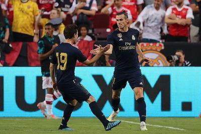 Bale ghi bàn, Real đánh bại Arsenal ở chấm luân lưu