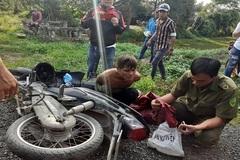 Hiệp sĩ Bình Dương truy đuổi hàng chục cây số bắt tên trộm xe máy