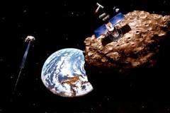 Vàng bạc vô vàn trên vũ trụ, tại sao con người không khai thác?