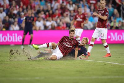 Bayern Munich thắng tối thiểu Milan ở ICC 2019