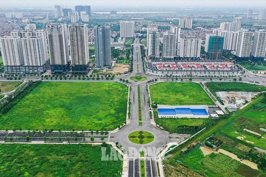 Báo động cơn sốt đất nền ở các huyện ngoại thành Hà Nội