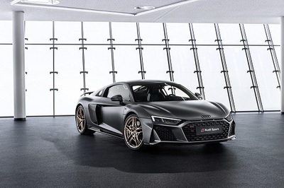 Siêu xe Audi R8 sẽ dùng động cơ điện vào năm 2023