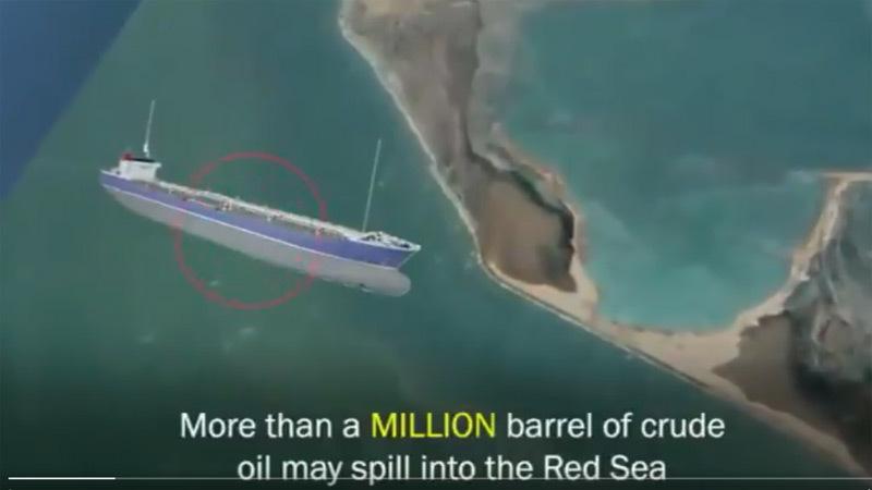 Viễn cảnh ớn lạnh từ 'quả bom hẹn giờ' trên Biển Đỏ