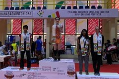 VN's couple win gold, bronze from JE Wilson International