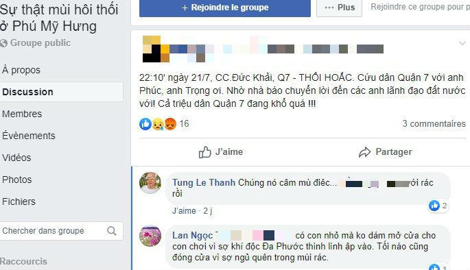 Người giàu Sài Gòn khốn đốn vì mùi hôi thối bủa vây