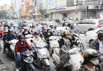 Vietnam ranks fourth among countries with largest number of motorcycles