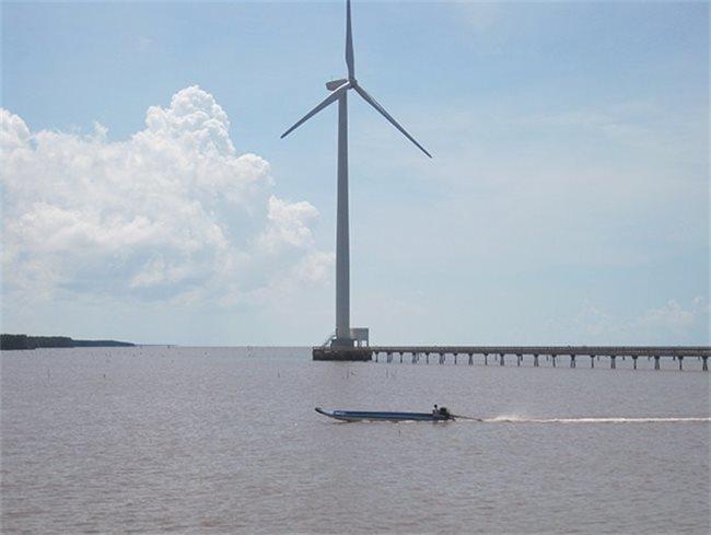 Red tape hinders development of wind power in Vietnam