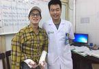 Quang Anh 'Về nhà đi con' bị tai nạn rạn xương tay