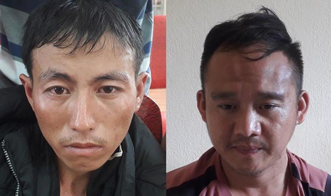 2 kẻ buôn ma túy ở Nghệ An chống trả bằng lựu đạn
